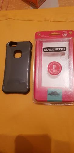 Forro Case Ballistic Iphone 6 Y 6s Nuevo Original