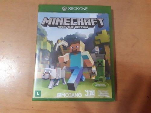 Juego Usado Original Minecraft Para Xbox One