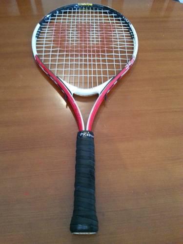 Raqueta De Tenis Para Niños Marca Wilson