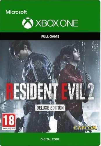 Resident Evil 2 Remake Deluxe Edition Offline Rockestore