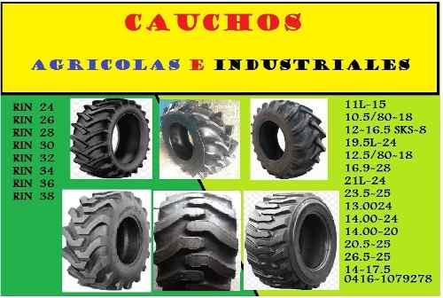 Rueda De Tractor  R1 Y R2 Nuevos