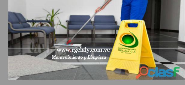 Se solicita Operarios de Mantenimiento y Limpieza (LOS