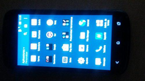 Telefono Android Htc One S Detalle De Mica 1 Gb Ram