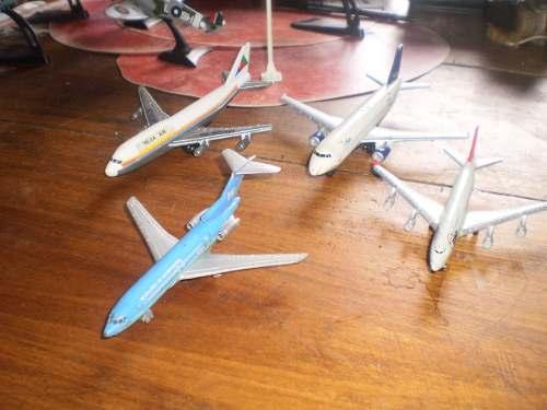 Aviones Comerciales A Escala