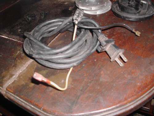 Cable Original De Aspiradora Ridgid 6 Galones