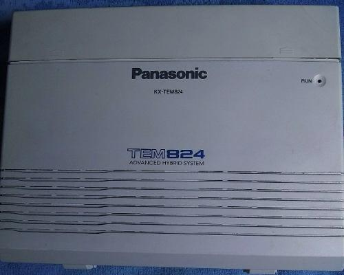 Central Panasonic Modelo Kx-tem 824