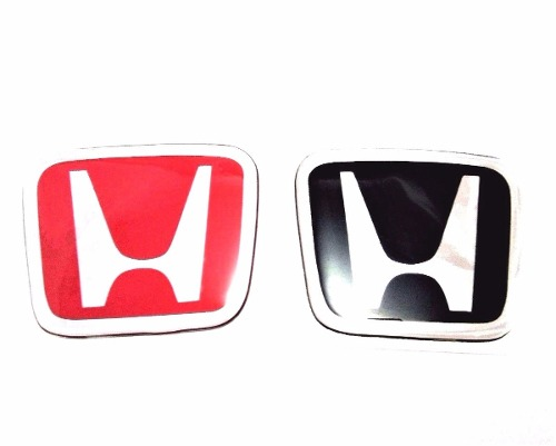 Emblema Honda Generico Resina Delantero, Trasero - Economico