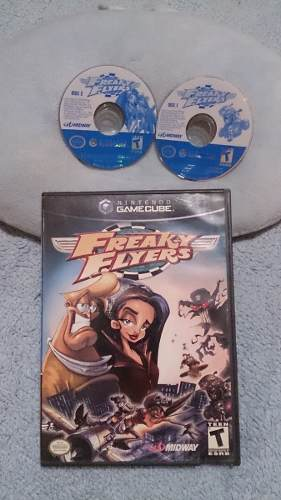 Freaky Flyers Gamecube Compatible Con Wii