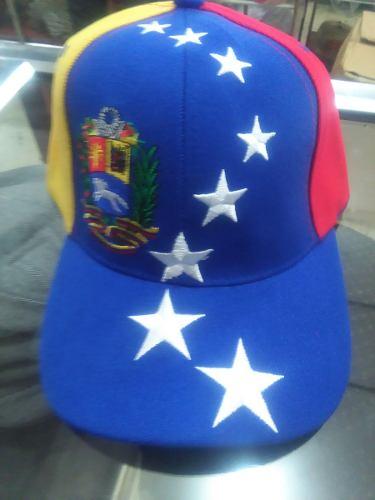 Gorra Tricolor De Venezuela Solo Al Mayor Y Al Gran Mayor!!!