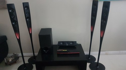 Home Theater Lg 5.1 Hdmi