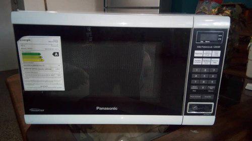 Horno De Microondas Nuevo Panasonic Inverter 1200w