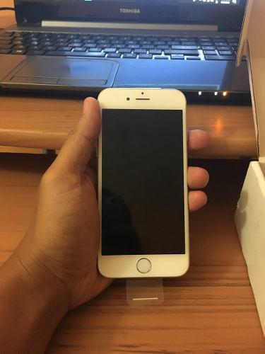 Iphone 6 De 16 Gb Color Silver Oferta
