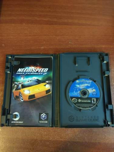 Juego De Game Cube Need For Speed