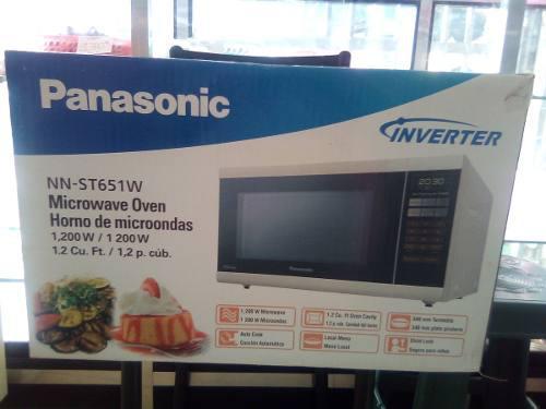 Microondas Panasonic Inverter Nn-st651w