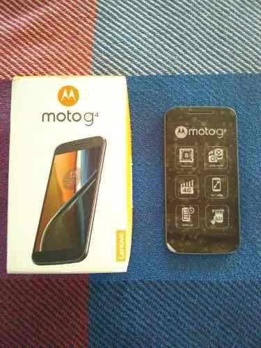 Moto G4,4g Ram,16g,full Hd,octacore 1,5ghz,camara 13y5mp,