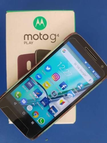Motorola G4 Play.. 2 Ram Y 16 Inernos Liberado Para Todas