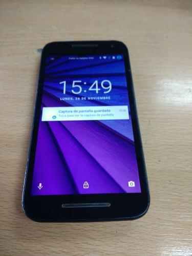 Motorola Moto G3 3ra Generación De 16 Gb 2ram