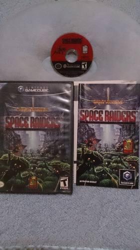 Oferta! Space Raiders Gamecube Compatible Con Wii
