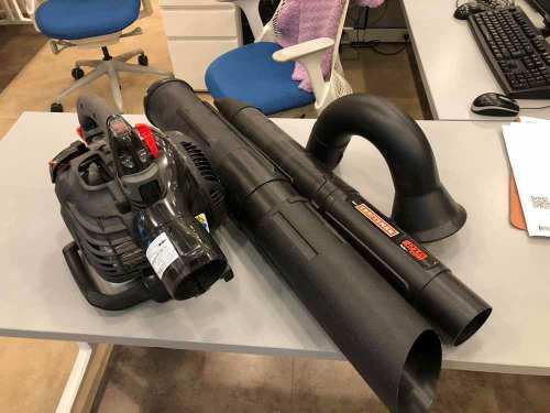 Sopladora / Aspiradora Craftsman De Gasolina 215 Mph