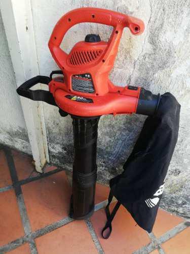 Sopladora Y Aspiradora Black Y Decker 230 Mph