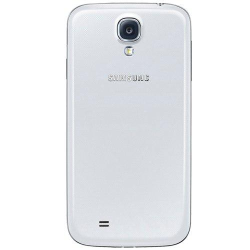 Tapa Trasera Para Samsung S4 Blanca Azul Bagc