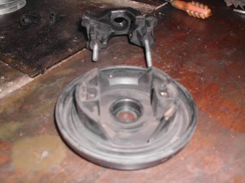 Tapas Del Motor De Aspiradora Ridgid