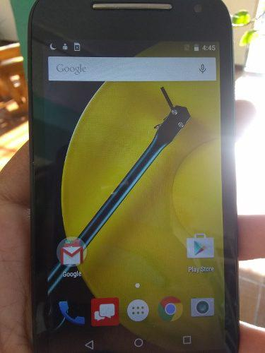 Teléfono Moto E 2 Generación 55verdes