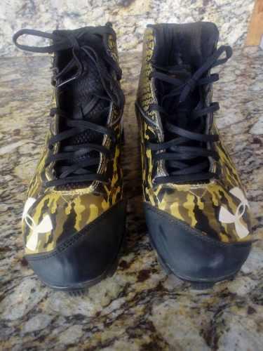 Zapatos De Beisbol Under Armour T 41 (Detallar Descripcion)