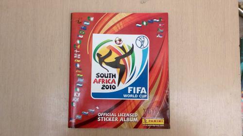 Album Mundial De Futbol South Africa 2010 Panini Lleno
