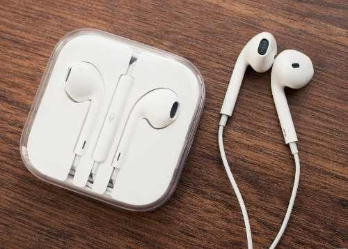 Audifonos Manos Libres Para Iphone Ipad Ipod Shuffle Apple