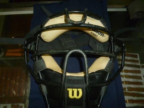 Careta Wilson Modelo A Profesional Beisbol Y Softball