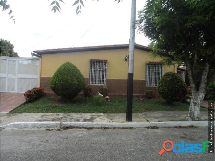 Casa Venta Urb. El Valle Flex 19-1915 RR
