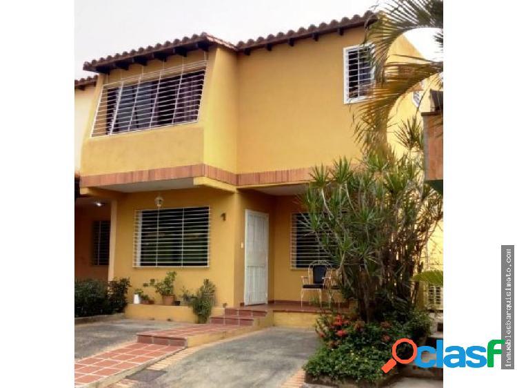 Casa Venta Urb. Villa Piedad Flex 19-3368 RR