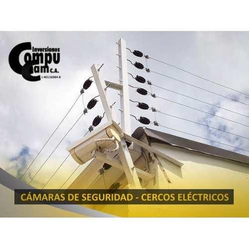 Cerco Eléctrico Instalación Y Mantenimiento