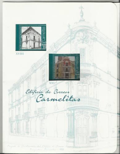 Edif Las Carmelitas Emisión Filatelica