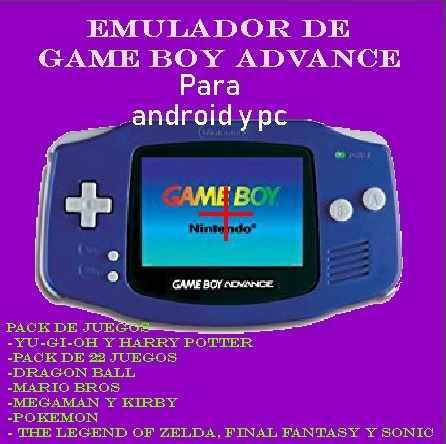 Emulador De Game Boy Advance (digital)