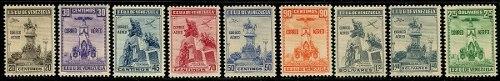 Estampillas Venezuela Año : Monumentos De Carabobo