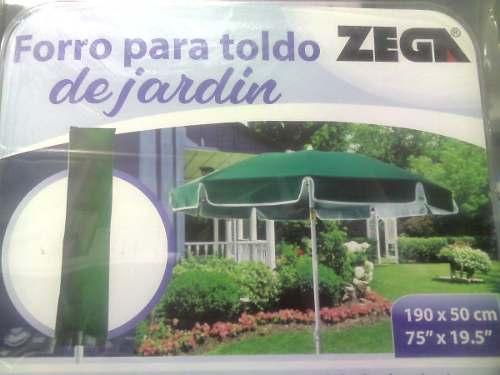 Forro Protector Para Toldo De Jardin Marca Zega