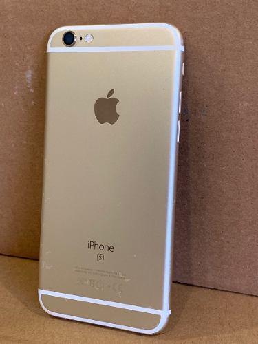 Iphone 6 S Gold De 64 Gb, Liberado Libre Icloud 4g Lte Usado