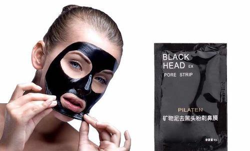 Mascarilla Negra Para Puntos Negros