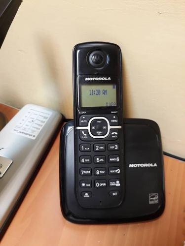 Motorola Teléfono Inalámbrico L601m Con 1 Terminal Dect
