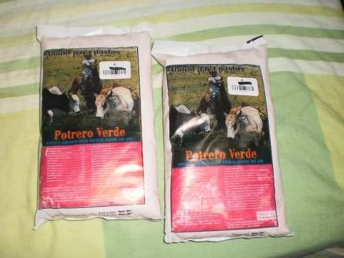 Para Pastos, Potrero Verde, Npk-microelementos