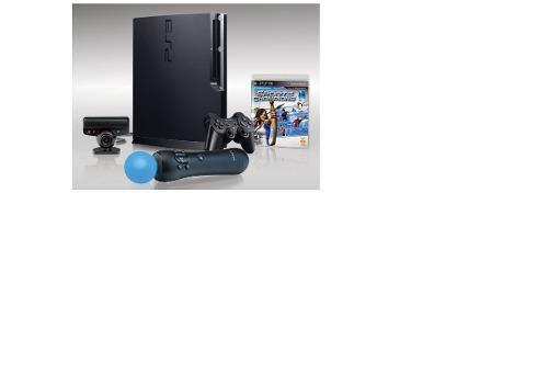 Playstation 3 Como Nuevo 320gb Accesorios Todo En Su Caja