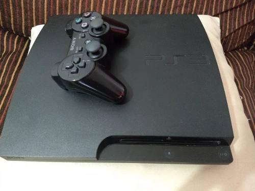 Playstation 3 Slim De 320 Gb Vendo O Cambio Por Telefono