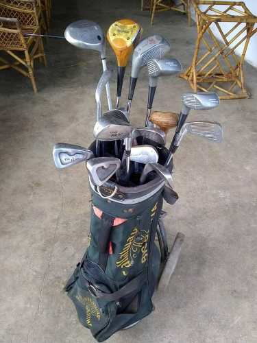 Set De Palos De Golf Carro Callaway