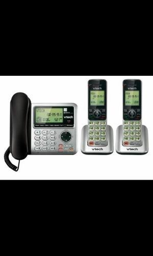 Telefono Vtech Modelo Cs6649-2