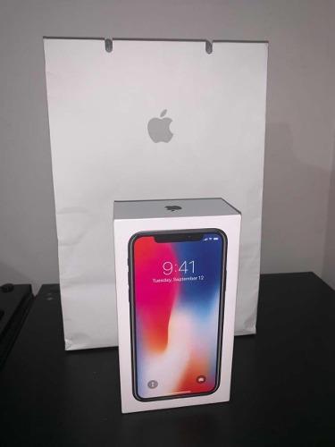 Vendo Iphone X De 64gb Como Nuevo (leer Descripción)
