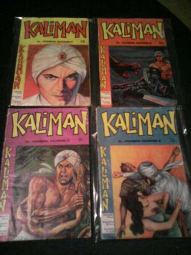 Vendo Revistas Kaliman Y Otras