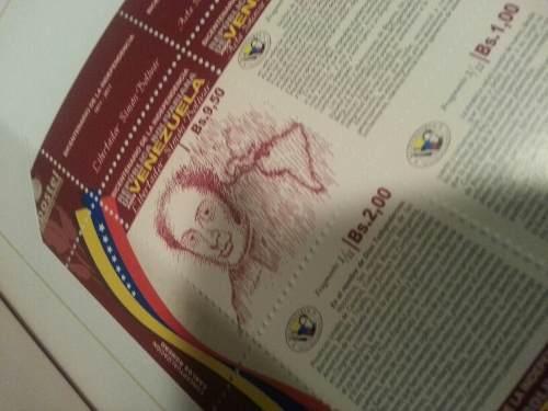 Álbum Filatelico Bicentenario Acta De Independencia