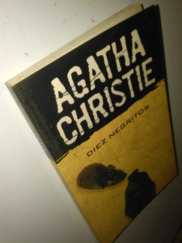 Articulo X -escojes 3 Pagas 2 - Libro Diez Negritos Agatha C